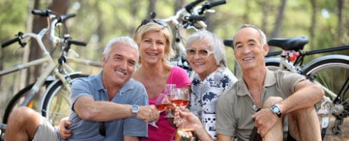 Senior Citizen Holidays in Greece